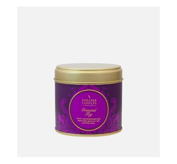 Bougie parfumée Shearer Candles oriental fig 40H