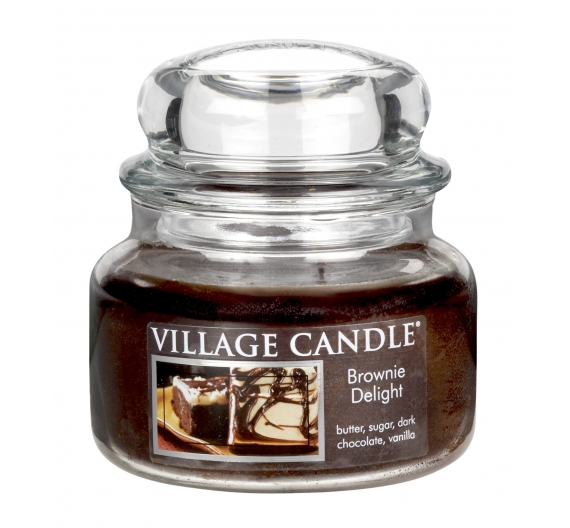 Bougie parfumée brownie Village Candle