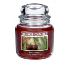 Bougie parfumée cerise Village Candle