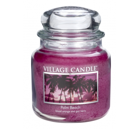 Bougie parfumée palm beach Village Candle