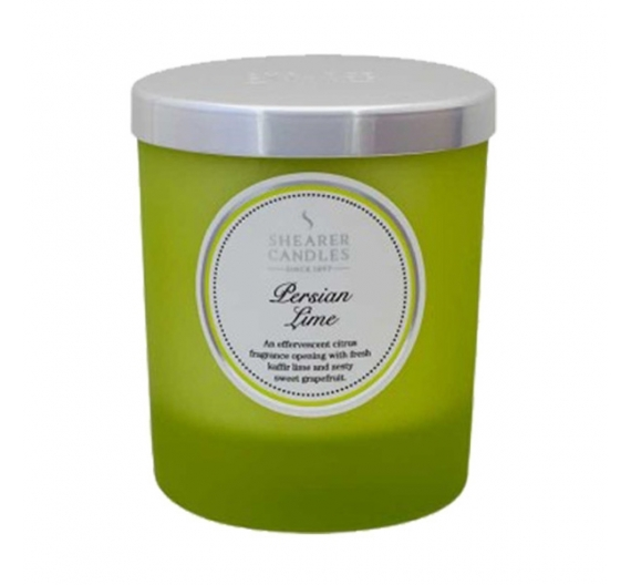 Bougie parfumée citron Shearer Candles