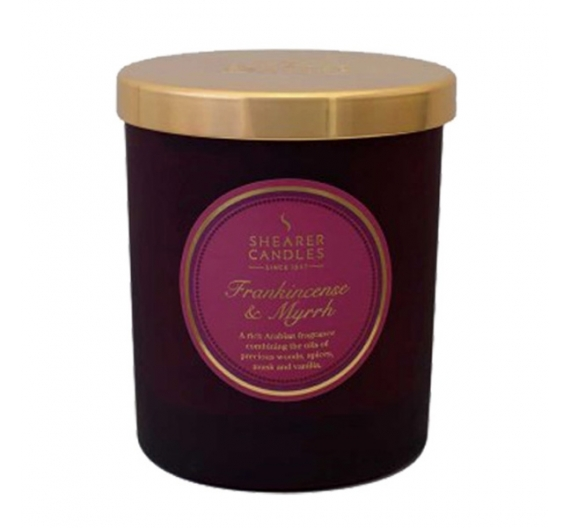 Bougie parfumée encens Shearer Candles