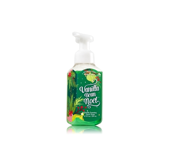 Gentle Foaming Hand Soap Bath and body works Vanilla bean noël