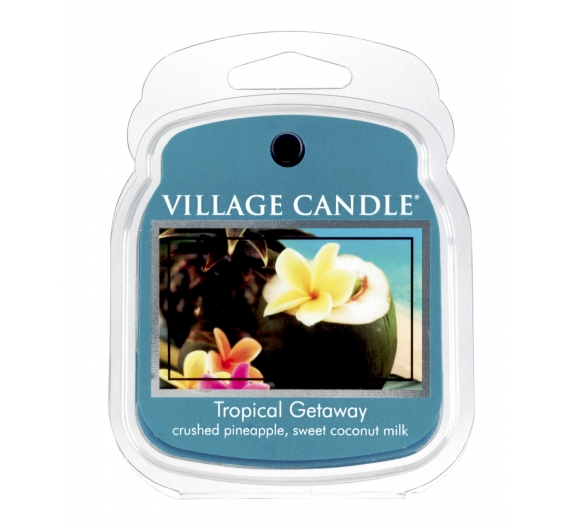 Cire parfumée Village Candle Escapade tropicale